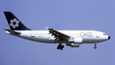EC-117 - Airbus A310-324 - Oasis International Airlines