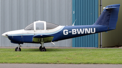 G-BWNU - Piper PA-38-112 Tomahawk - Private