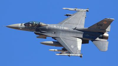97-0111 - Lockheed Martin F-16CJ Fighting Falcon - United States - US Air Force (USAF)