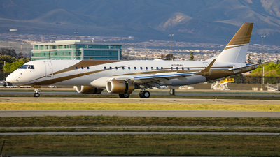 N785MM - Embraer 190 Lineage 1000 - Private