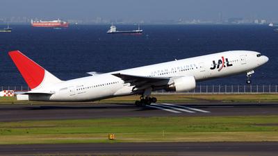 JA8981 - Boeing 777-246 - Japan Airlines (JAL)
