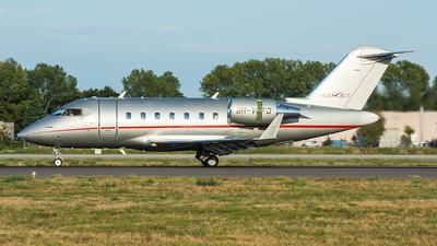 9H-VFD - Bombardier CL-600-2B16 Challenger 605 - VistaJet