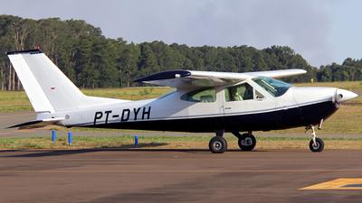 PT-DYH - Cessna 177B Cardinal - Private