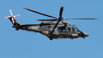 A picture of MM81802 - AgustaWestland HH139A -  - © Enzo Gattullo - Plane Spotters Bari
