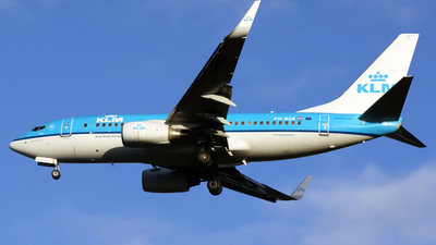 PH-BGE - Boeing 737-7K2 - KLM Royal Dutch Airlines