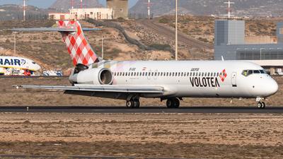 EI-EXI - Boeing 717-2BL - Volotea