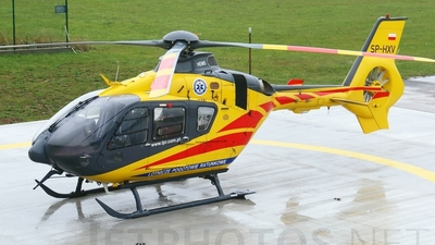 SP-HXV - Eurocopter EC 135P2+ - Poland - Medical Air Rescue