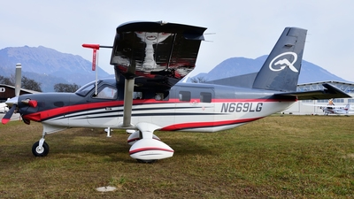 N669LG - Quest Aircraft Kodiak 100 - Private