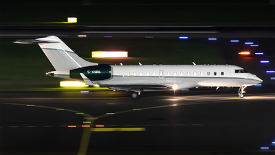 A picture of GXXRS - Bombardier Global Express - TAG Aviation - © Paul Buchröder