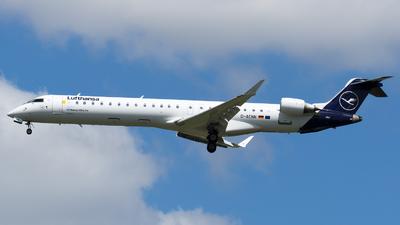 A picture of DACNN - Mitsubishi CRJ900LR - Lufthansa - © Olivier Landes