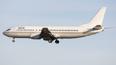 C-FLER - Boeing 737-46B - Flair Airlines
