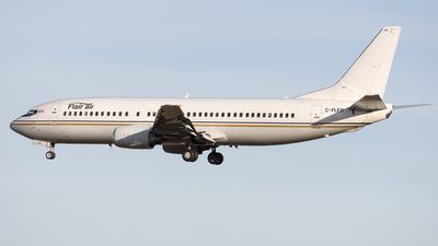 C-FLER - Boeing 737-46B - Flair Airlines
