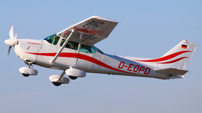 A picture of DEOPD - Cessna F172N Skyhawk - [1955] - © Andreas Fietz