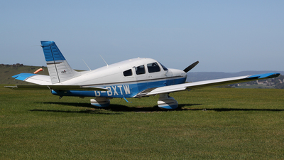 G-BXTW - Piper PA-28-181 Archer III - Private