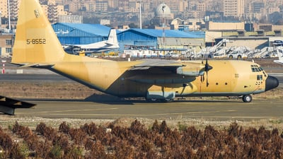 5-8552 - Lockheed C-130H Hercules - Iran - Air Force