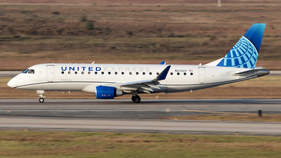N612UX - Embraer 170-200LL - United Express (ExpressJet Airlines)