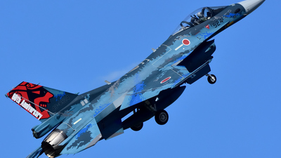 43-8524 - Mitsubishi F-2A - Japan - Air Self Defence Force (JASDF)