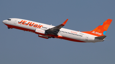 HL8064 - Boeing 737-8AS - Jeju Air