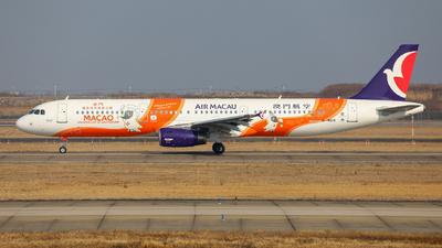 B-MBB - Airbus A321-231 - Air Macau