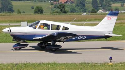 HB-OKD - Piper PA-28-180 Cherokee G - Private