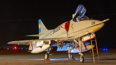 N2262Z - Douglas A-4C Skyhawk - Private