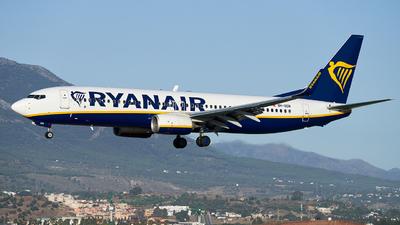 9H-QDR - Boeing 737-8AS - Ryanair (Malta Air)