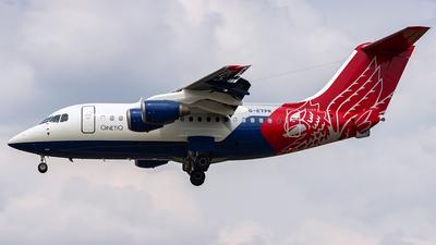 G-ETPK - British Aerospace Avro RJ70 - United Kingdom - QinetiQ