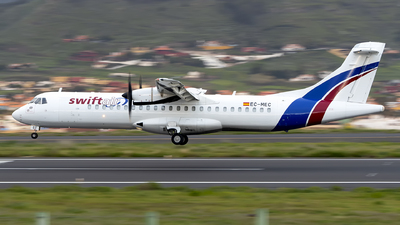 EC-MEC - ATR 72-212A(500) - Swiftair