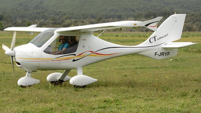 F-JRYF - Flight Design CT-SW - Private