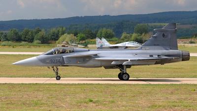 9234 - Saab JAS-39C Gripen - Czech Republic - Air Force