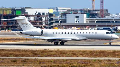 N750GX - Bombardier BD-700-2A12 Global 7500  - Bombardier Aerospace