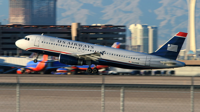 N620AW - Airbus A320-231 - US Airways