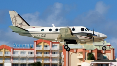 YV1257 - Beechcraft A100 King Air - Private