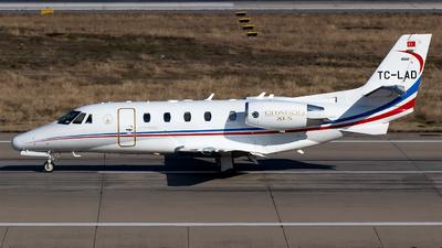 A picture of TCLAD - Cessna 560XLS Citation Excel - [5605795] - © Bora Polater