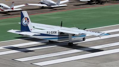 PJ-SXM - Britten-Norman BN-2B-20 Islander - St. Maarten Airways
