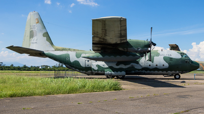 FAB2453 - Lockheed C-130E Hercules - Brazil - Air Force