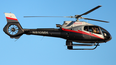 N810MH - Eurocopter EC 130 - Maverick Helicopters
