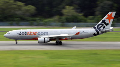 VH-EBJ - Airbus A330-202 - Jetstar Airways