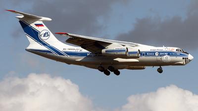 RA-76503 - Ilyushin IL-76TD-90VD - Volga Dnepr Airlines