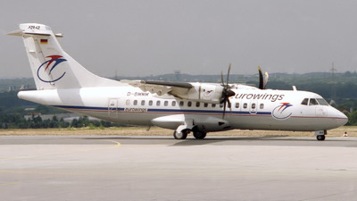 D-BMMM - ATR 42-500 - Eurowings