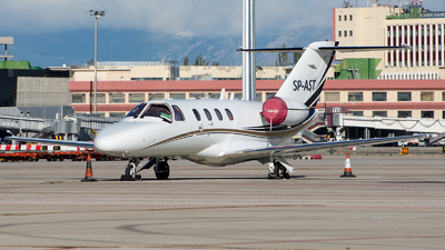 SP-AST - Cessna 525 CitationJet 1 - C-Jet LDA