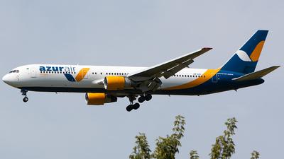 UR-AZC - Boeing 767-37E(ER) - Azur Air Ukraine