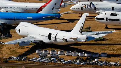 N740SA - Boeing 747-230B(SF) - Southern Air
