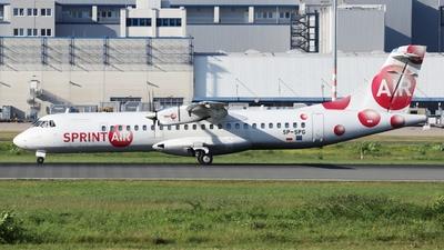 SP-SPG - ATR 72-202(F) - SprintAir