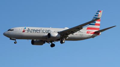N927AN - Boeing 737-823 - American Airlines