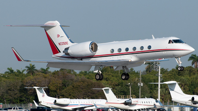 N225DC - Gulfstream G-IV - Private