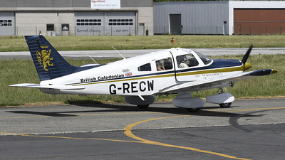 G-RECW - Piper PA-28-181 Archer II - Private