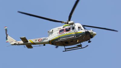 MM81510 - Agusta-Bell AB-412HP - Italy - Italian Custom Service