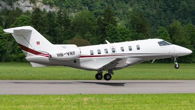 HB-VRF - Pilatus PC-24 - Private