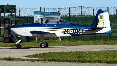 ZU-URT - Vans RV-8 - Private